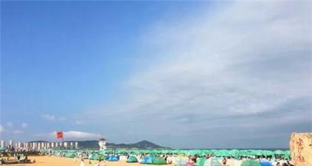 周知 青岛三大海水浴场临时关闭 开放时间另行通知